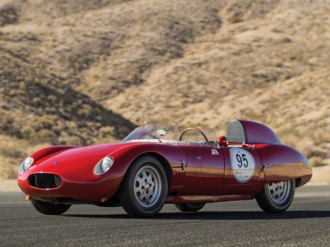 1960 OSCA 750 s race racing jaguar classic g wallpaper