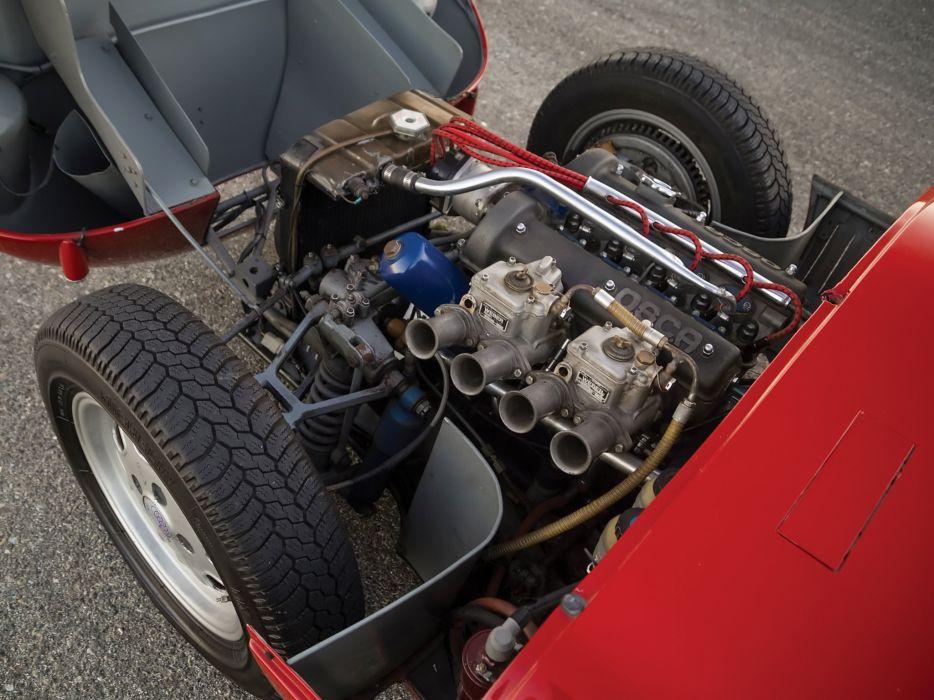 1960 OSCA 750 s race racing jaguar classic engine    g wallpaper