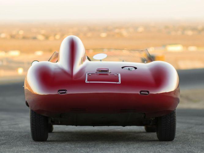 1960 OSCA 750 s race racing jaguar classic h wallpaper