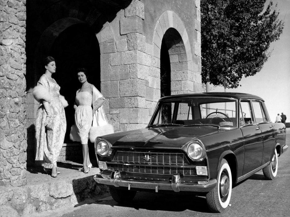 1963 Seat 1500 classic  b wallpaper
