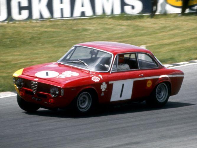 1968 Alfa Romeo GTA 1300 Junior Corsa (105) race racing classic f wallpaper