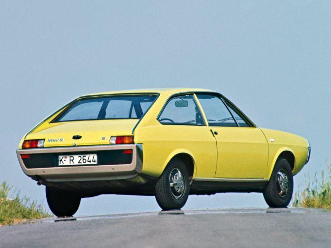 1971 Renault 1-5 T-S classic f wallpaper
