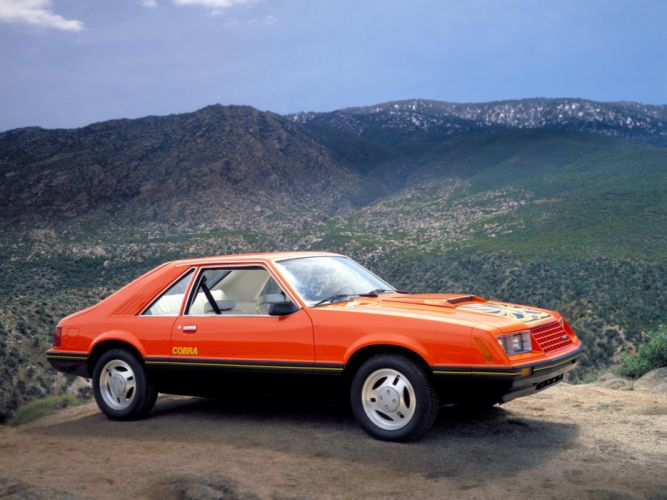 1979 Ford Mustang Cobra muscle f wallpaper