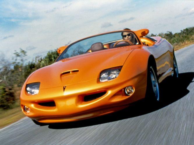 1994 Pontiac Sunfire Speedster Concept d wallpaper