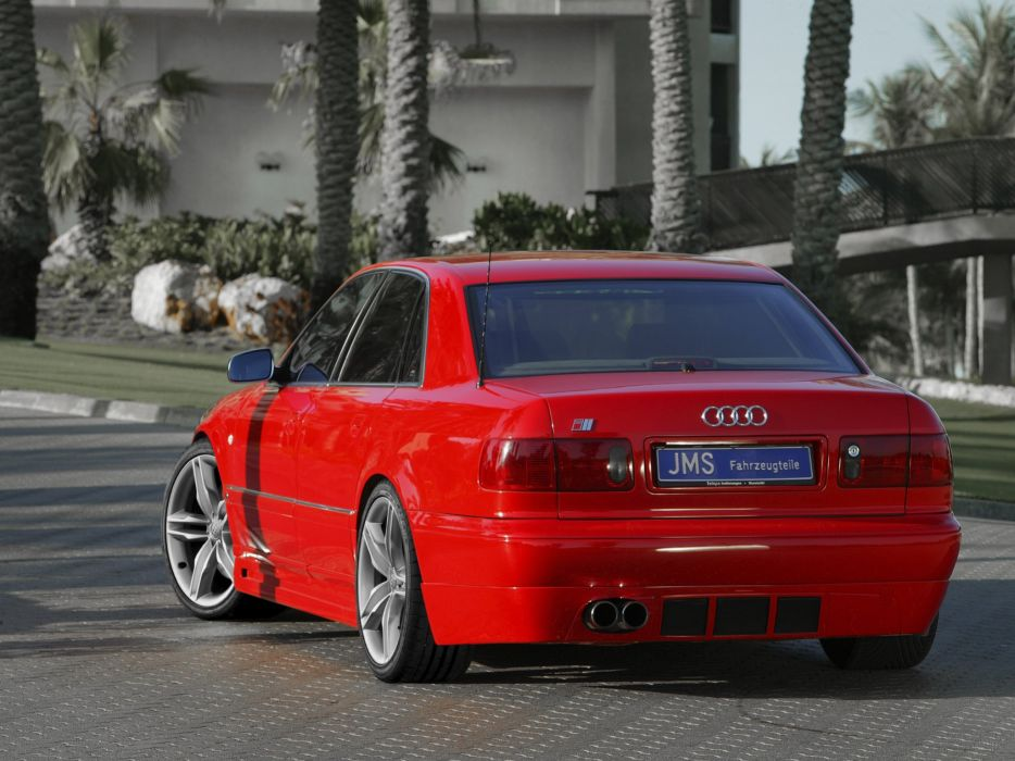 1999 JMS Audi S-8 (D2) tuning       g wallpaper