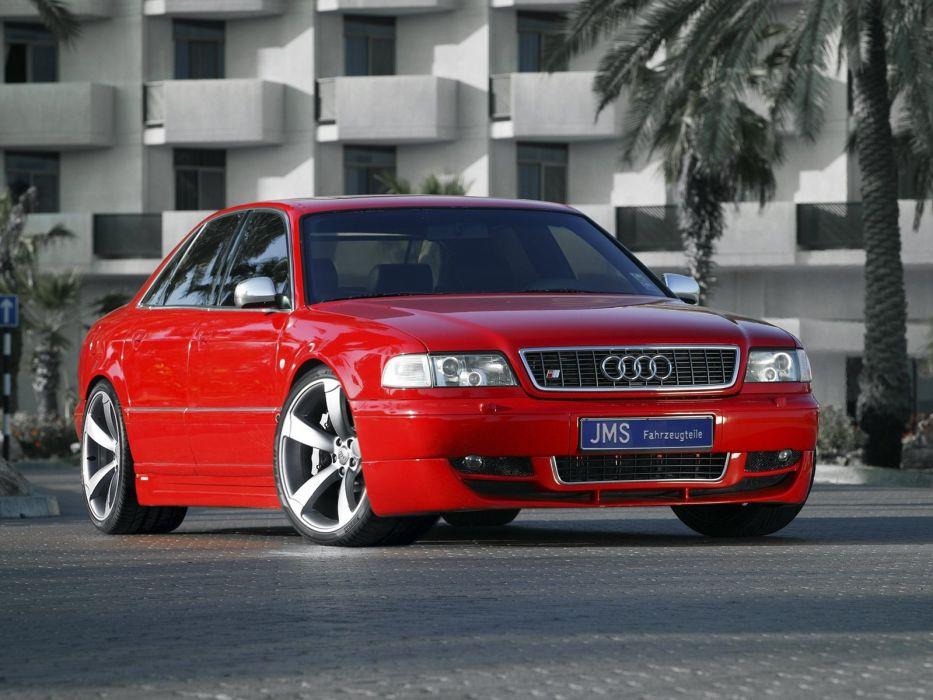 1999 JMS Audi S-8 (D2) tuning    f wallpaper