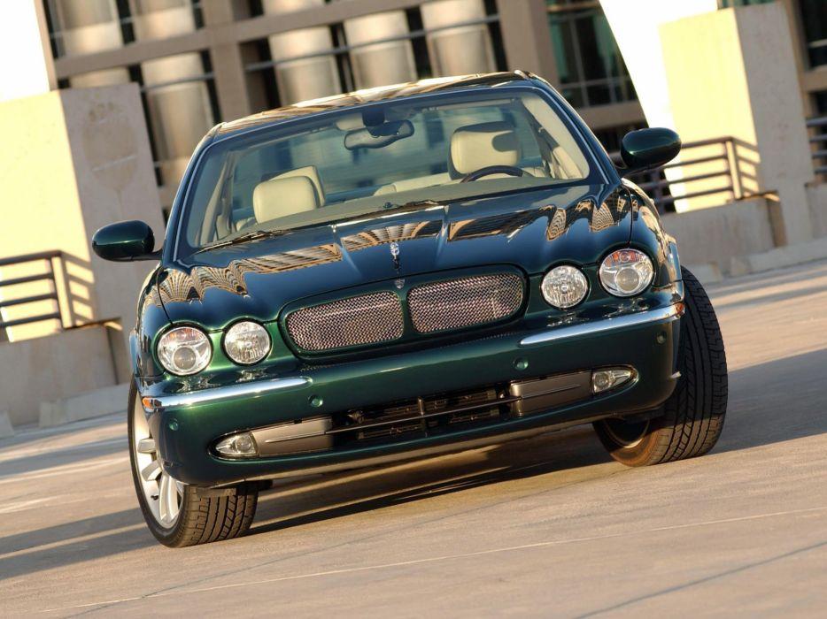 2004 Jaguar XJR US-spec (X350)       g wallpaper