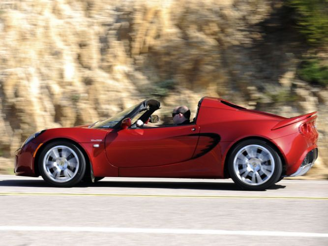 2008 Lotus Elise S-C supercar f wallpaper