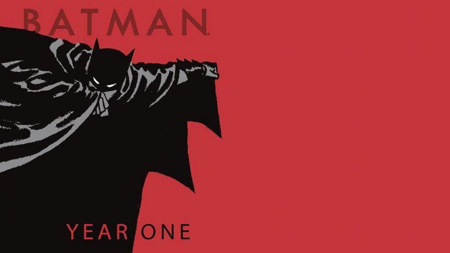 batman year one wallpaper