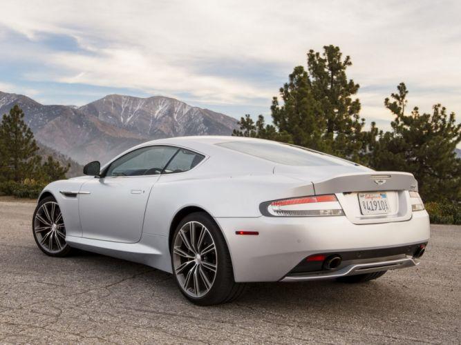 2012 Aston Martin DB9 US-spec hh wallpaper