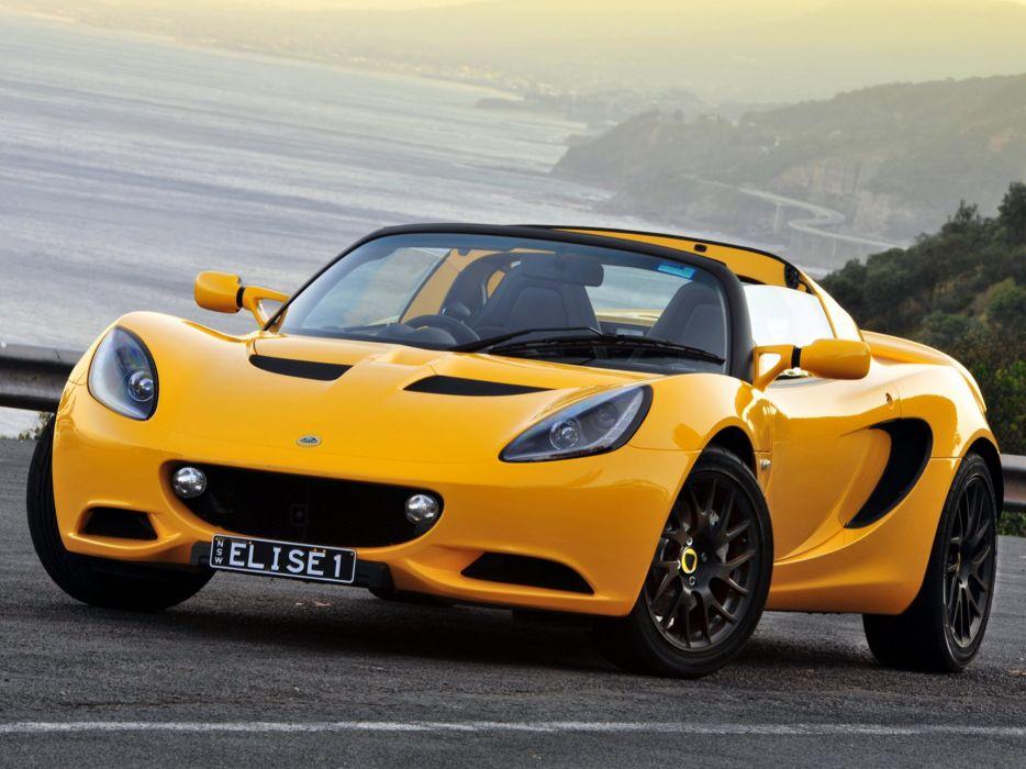 2012 Lotus Elise S supercar         f wallpaper