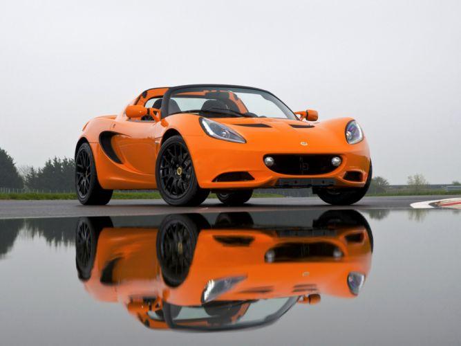 2012 Lotus Elise S supercar h wallpaper