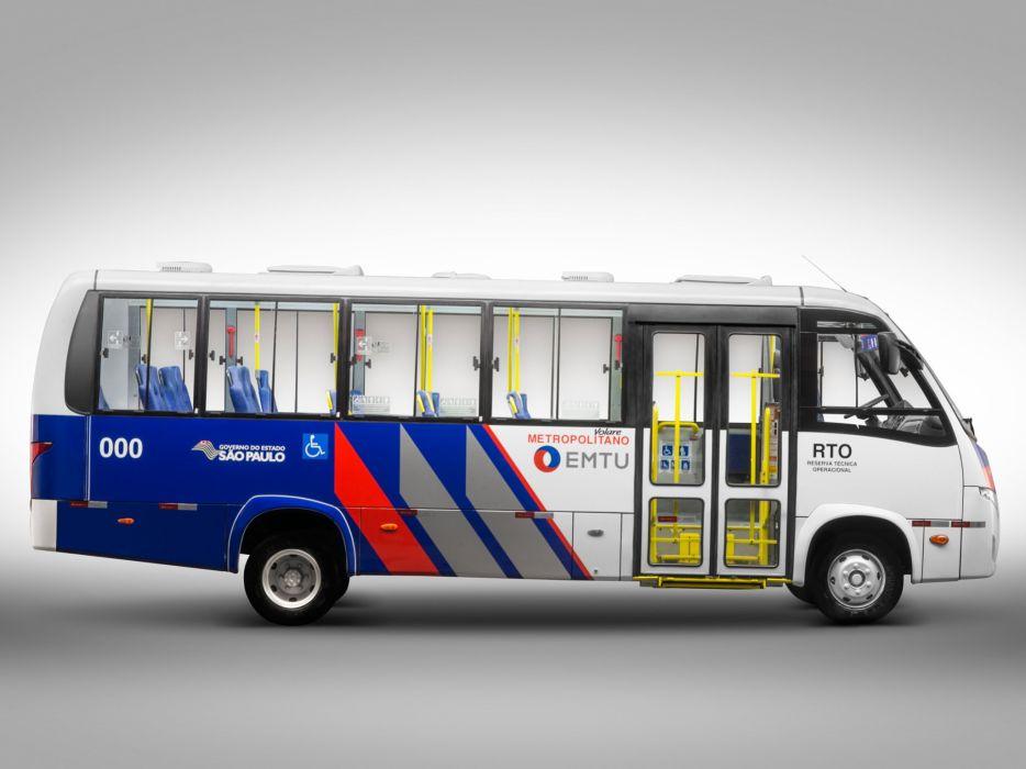 2013 Volare W-9 Urbano Metropolitano bus transport  f wallpaper