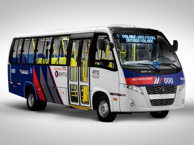 2013 Volare W-9 Urbano Metropolitano bus transport g wallpaper