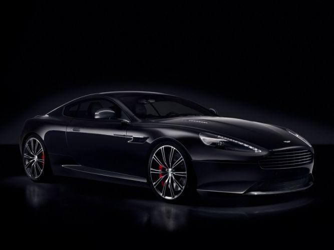 2014 Aston Martin DB9 Carbon Black h wallpaper