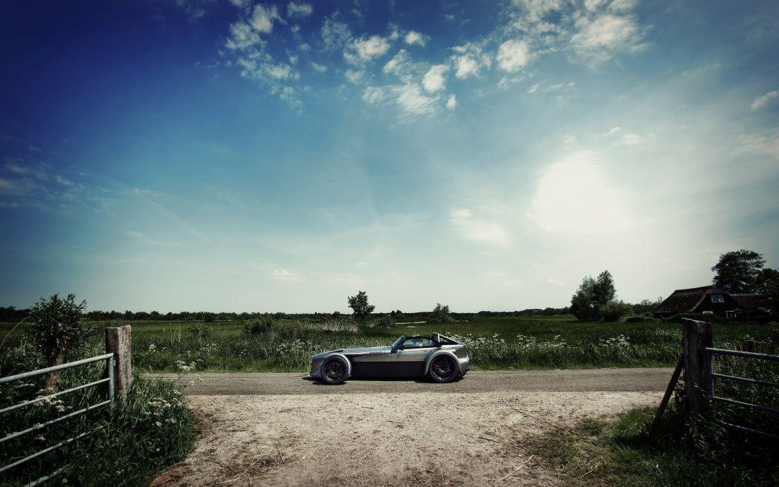 2014 Donkervoort D-8 GTO supercar  e wallpaper