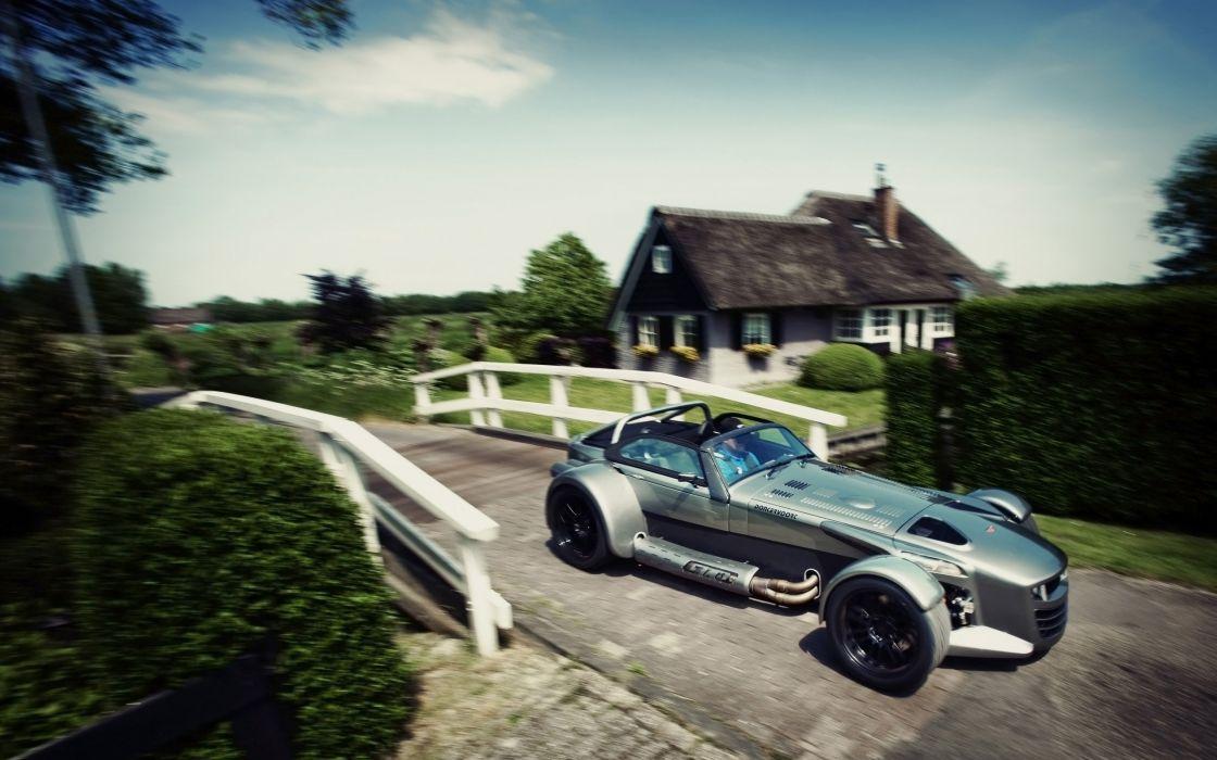 2014 Donkervoort D-8 GTO supercar  dq wallpaper