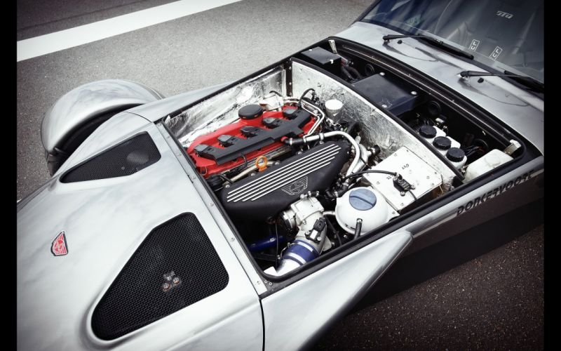 2014 Donkervoort D-8 GTO supercar engine f wallpaper
