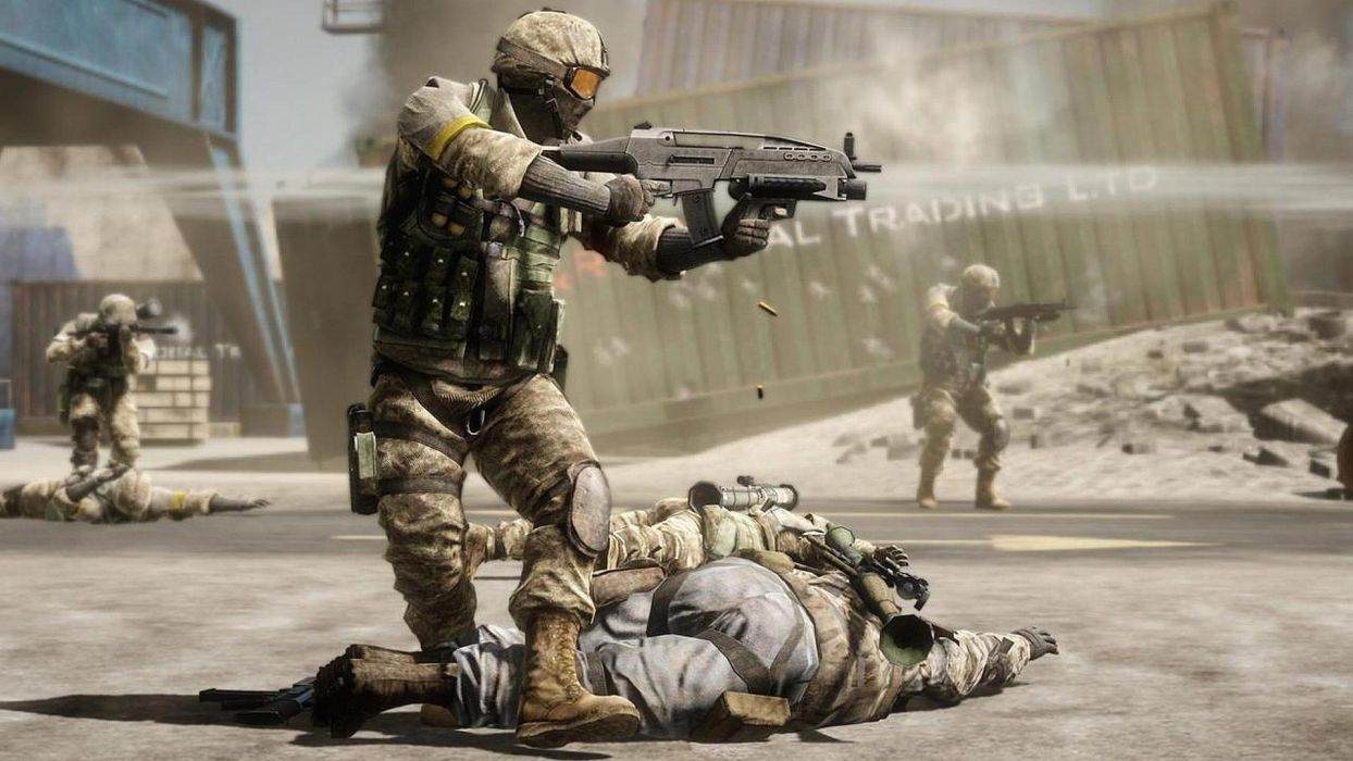 Battlefield Bad Company 2 Wallpaper 1920x1080 268608 Wallpaperup