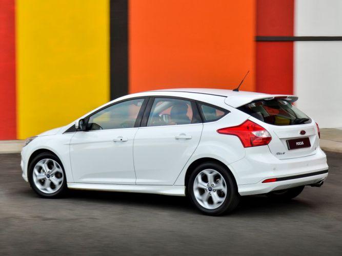 2014 Ford Focus Sport fd wallpaper