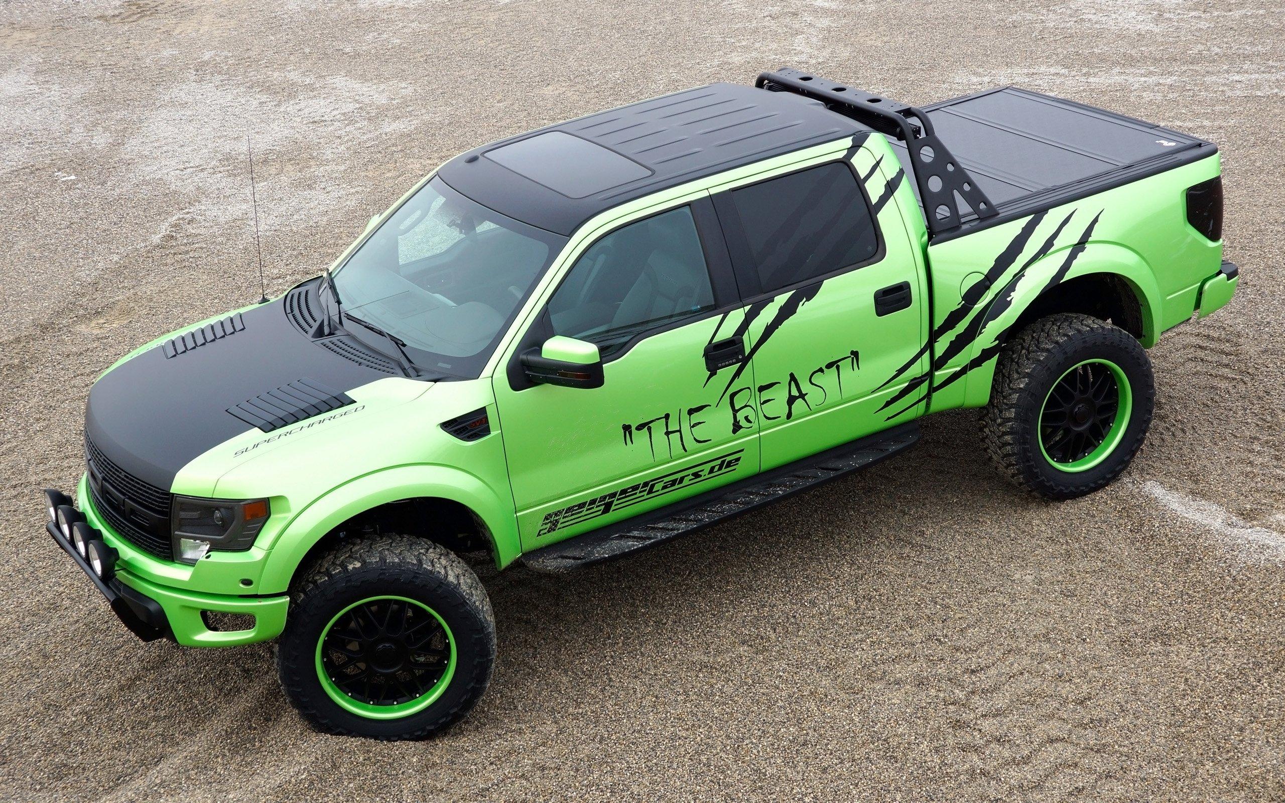 2014 geigercars ford f 150 svt raptor beast pickup muscle. Black Bedroom Furniture Sets. Home Design Ideas