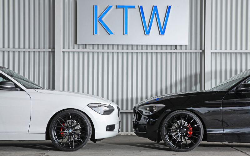 2014 KTW-Tuning BMW 1-Series tuning wheel h wallpaper