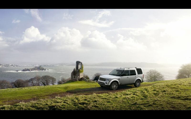 2014 Land Rover Discover XXV Special Edition suv f wallpaper