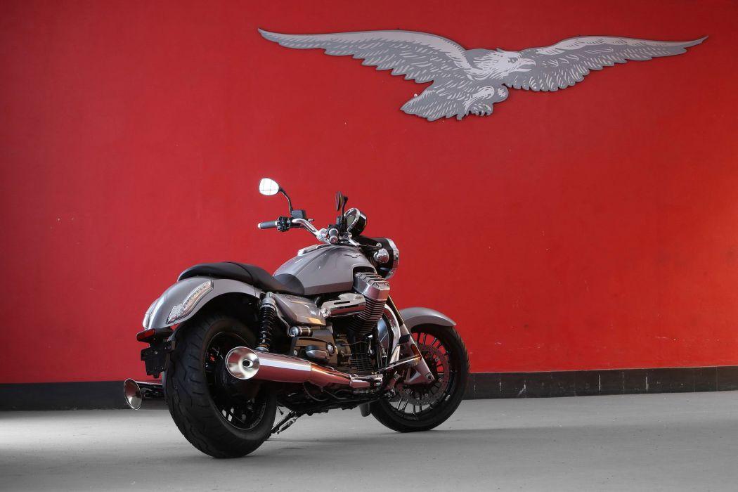 2014 Moto Guzzi California 1400 Custom   d wallpaper