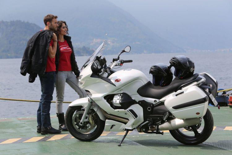 2014 Moto Guzzi Norge 1200GT 8-V yr wallpaper