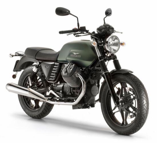 2014 Moto Guzzi V-7 Stone h wallpaper