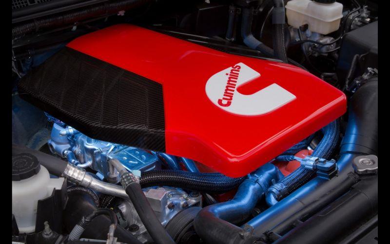 2014 Nissan Frontier Diesel Runner Cummins pickup engine f wallpaper