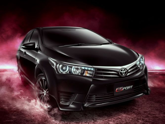 2014 Toyota Corolla Altis ESport g wallpaper