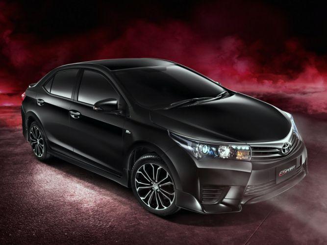 2014 Toyota Corolla Altis ESport g wallpaper