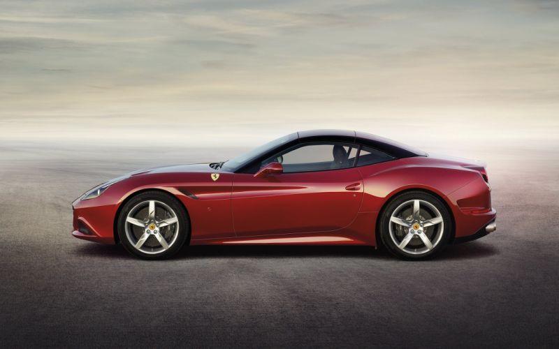 2015 Ferrari California T supercar f wallpaper