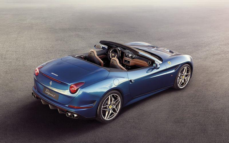 2015 Ferrari California T supercar dd wallpaper