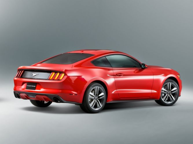 2015 Ford Mustang muscle g wallpaper