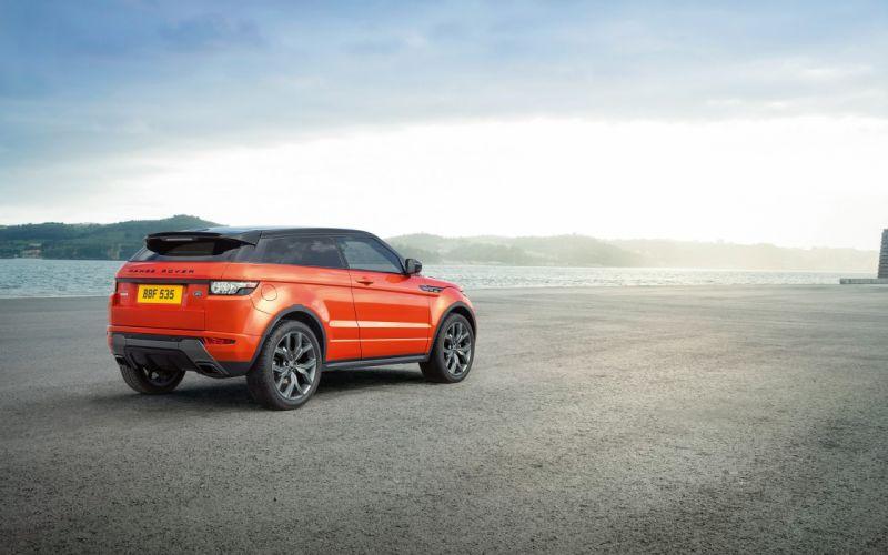 2015 Range Rover Evoque Autobiography suv b wallpaper