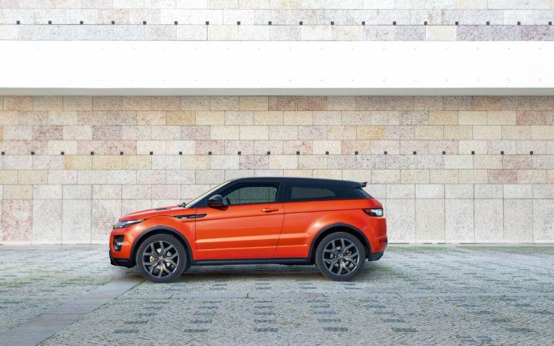 2015 Range Rover Evoque Autobiography suv g wallpaper