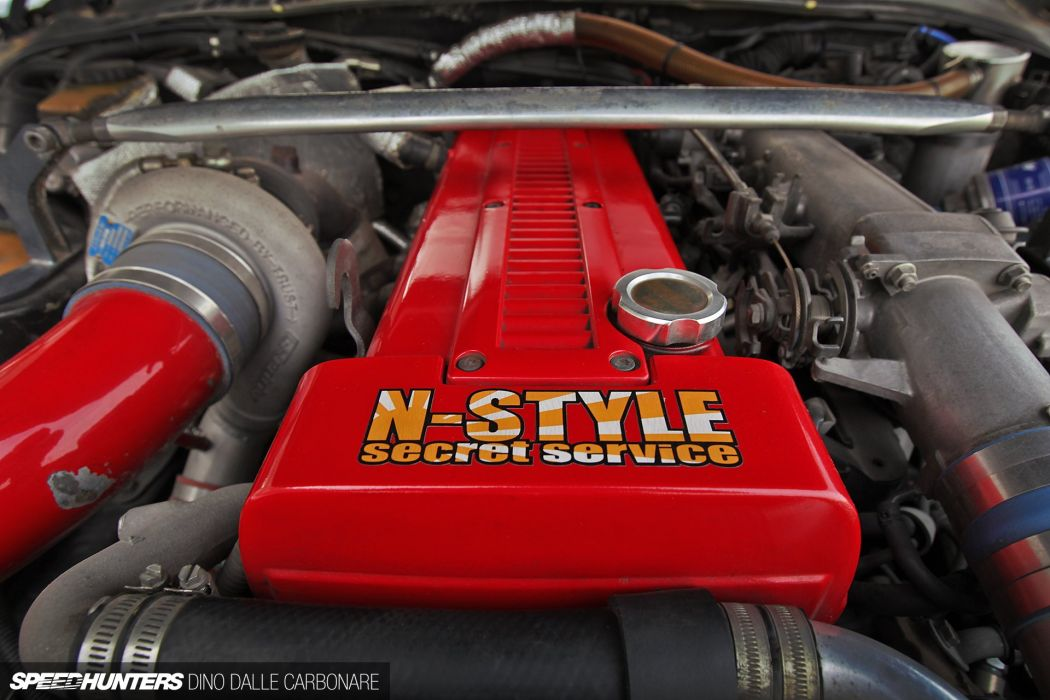Toyota N-Style JZZ30 tuning drift engine     f wallpaper