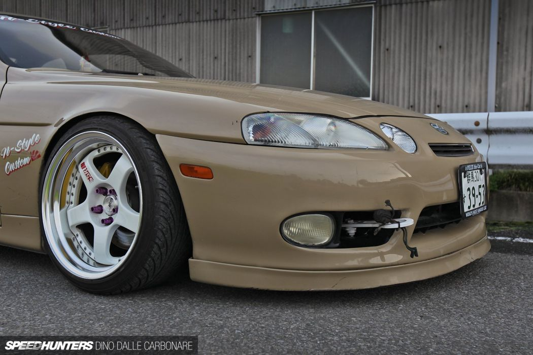 Toyota N-Style JZZ30 tuning drift         f wallpaper