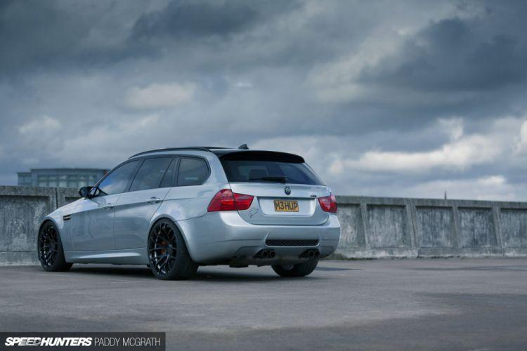 BMW M-3 stationwagon tuning gs wallpaper