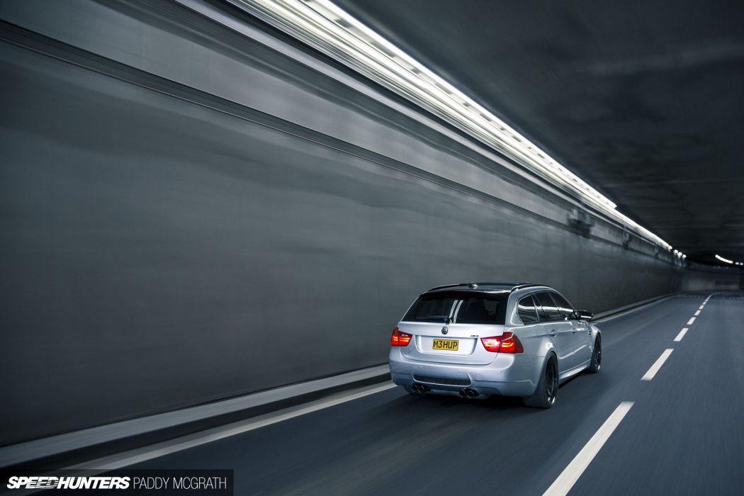 BMW M-3 stationwagon tuning   g wallpaper