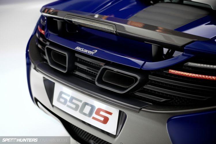 2014 McLaren 650S Coupe 12c supercar t wallpaper
