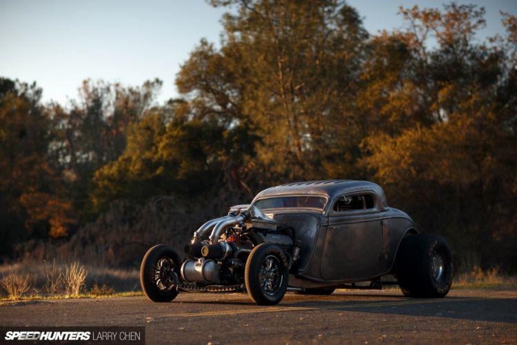 1937 Dodge 1200hp retro hot rod rods drag race racing j wallpaper