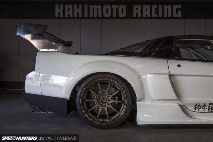 HONDA NSX tuning race racing wheel h wallpaper