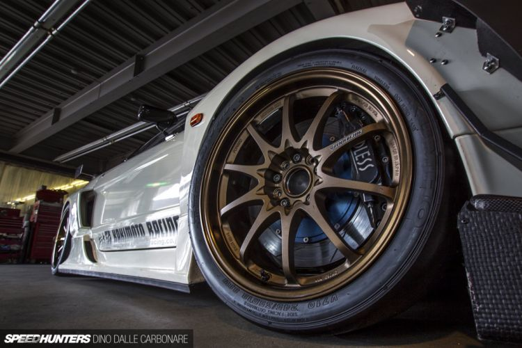 HONDA NSX tuning race racing wheel g wallpaper