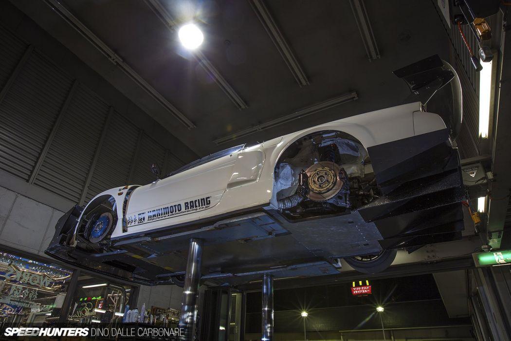 HONDA NSX tuning race racing  j wallpaper