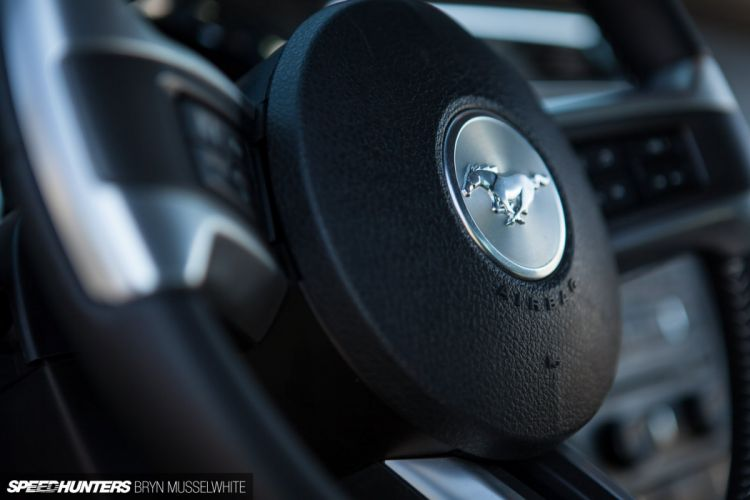 RTR Ford Mustang tuning muscle interior g wallpaper