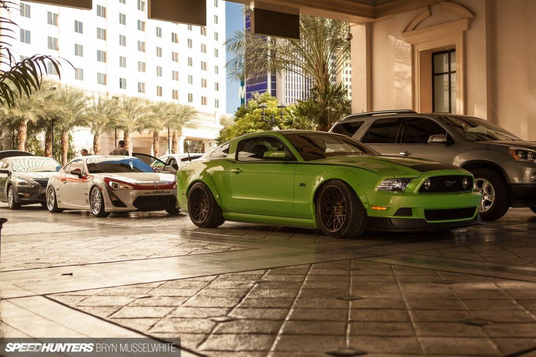 RTR Ford Mustang tuning muscle   h wallpaper