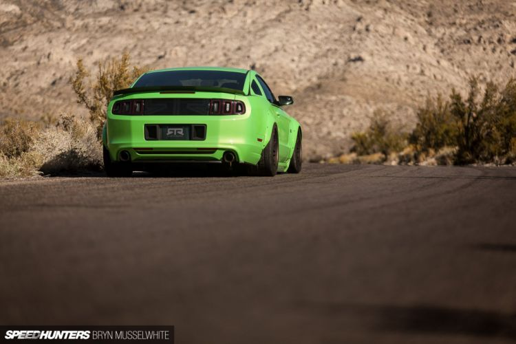 RTR Ford Mustang tuning muscle g wallpaper